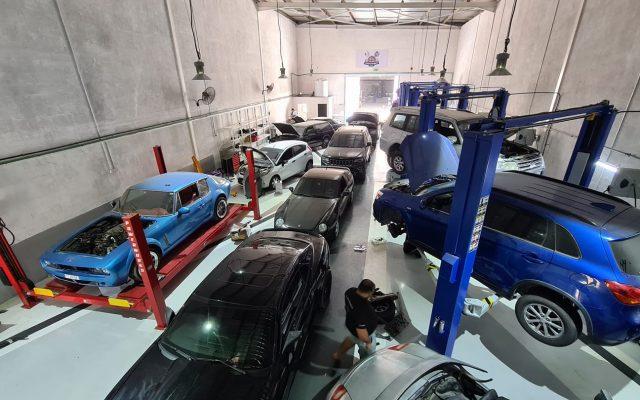 Powerworks Garage